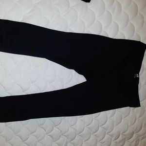 H&M sport xs black capri leggings